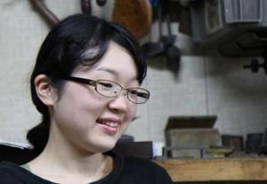 植田千香子さん