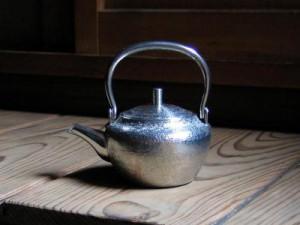 錫 石目燗鍋