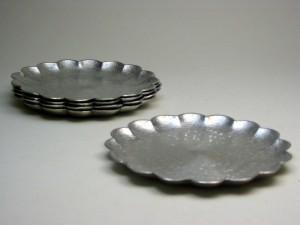 菊割銘々皿