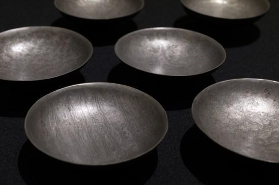 加藤 貢介 「鉄製豆皿Ⅱ」