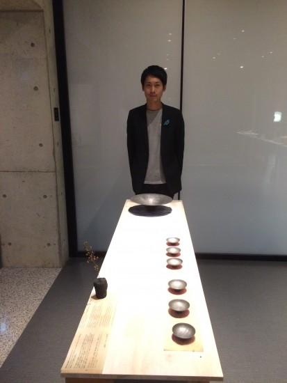加藤貢介 ニュイ・ブランシュ KYOTO 2015/ヴィラ九条山展示