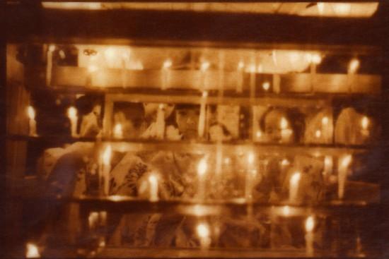 荻野NAO之 「蝋 燭」