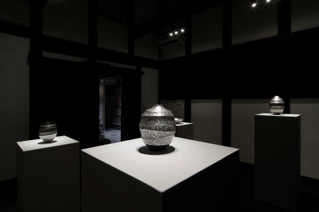 佐故龍平展覧会「積層の景致」